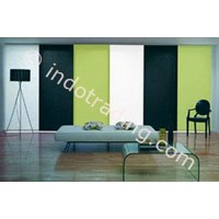 Beli Panel Blinds Tirai Modern Merk Onna 4