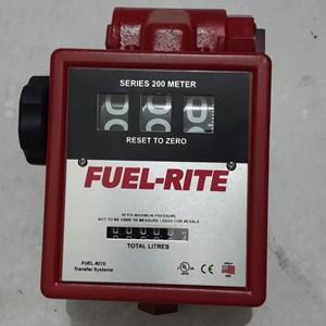 Metered Solar Oil