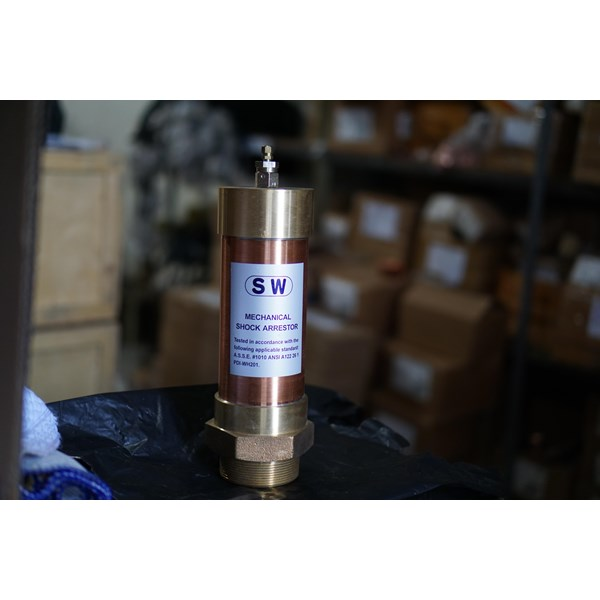Anti WATER HAMMER  - katup valves