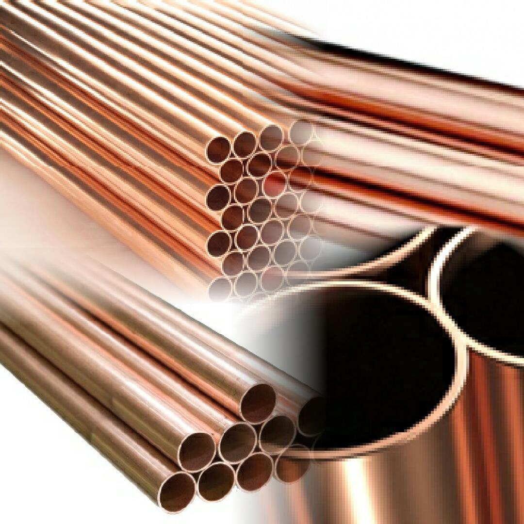 Sell astm b88 copper pipe from indonesia by daya teknik for Copper pipe cost