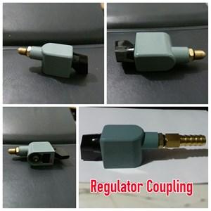Dari Regulator Gas Coupling 0