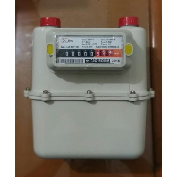 Gas Flow Meter Duratec