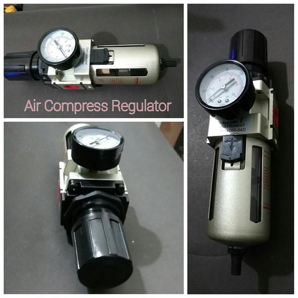 Regulator Filter Udara Kompresor GMT