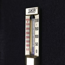 SIKA Thermometer Range 200 Celcius