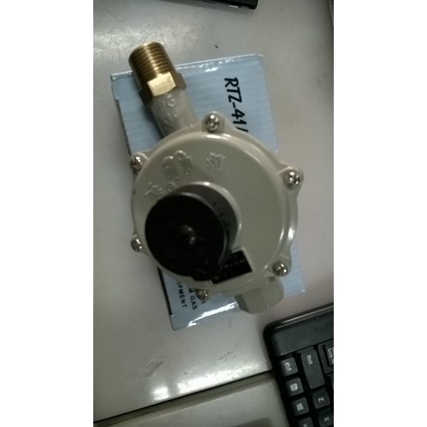 REGULATOR GAS LPG RTZ