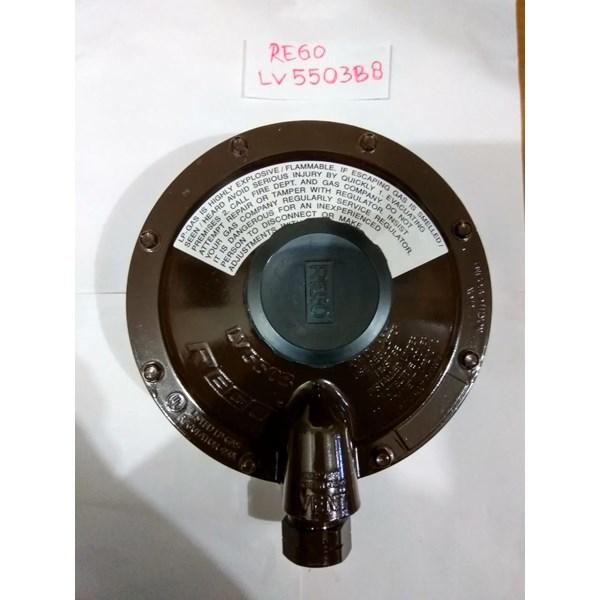 Regulator Gas LPG rego LV 5503 B8