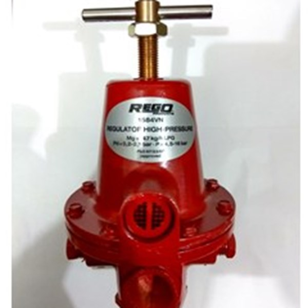Regulator Gas LPG REGO High Pressure 1584 VN