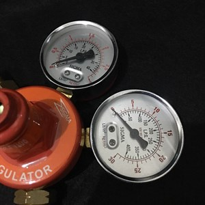 Dari Cylinder Regulator gas LPG Single Stage 1