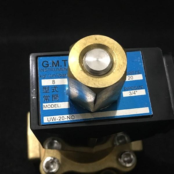 GMT - Solenoid Valve type UW - NO