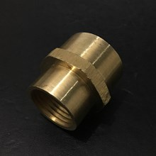 Brass Reducing Sock Connector