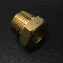 Brass Bushing Connector