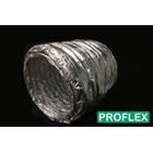 Proflex - Flexible Ducting Lapis Insulasi (Bahan Aluminium) 1
