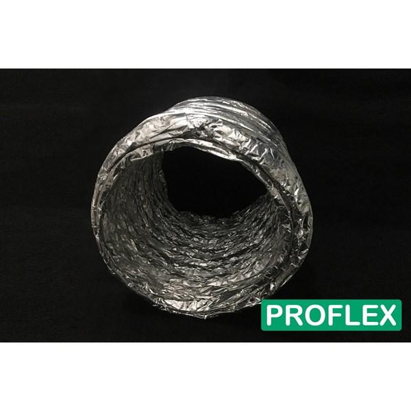 Proflex - Flexible Ducting Lapis Insulasi (Bahan Aluminium)