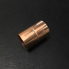 PSF - Straight Sock Copper Connector