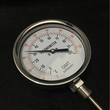 Temperature Gauge GMT Bottom Connection