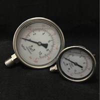 Pressure Gauge Stainless Steel GMT