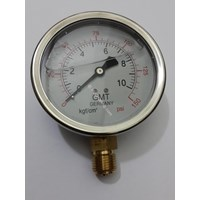Oil Filled Pressure Gauge 1