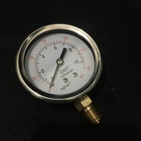 Oil Filled Pressure Gauge GMT