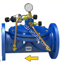KATUP VALVES PRV PRESSURE REDUCING VALVE