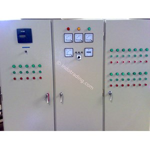 Panel Lvmdp + Kapasitor