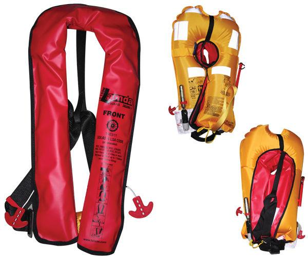 Jual Marine Inflatable Life Jacket Type Automatic Or