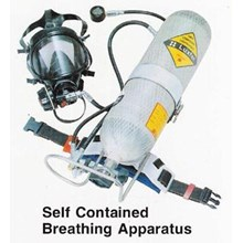 Air Filled Spare Cylinders For Self Contained Breathing Apparatus SCBA - IMPA 330417 330422 330424