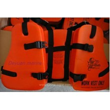 Work Vest For Oil Platform RSGY-2 (Sea horse)