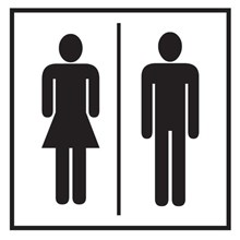 IMO Signs Toilets IMPA 332404