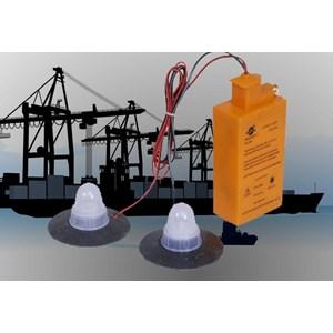 Hasil gambar untuk lampu life raft hypro imo 2