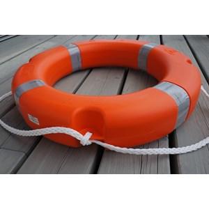 Dari LALIZAS GLOVE Lifebuoy Ring 2.5 Kg SOLAS Approved 0
