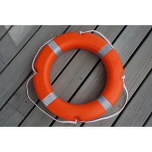 Dari LALIZAS GLOVE Lifebuoy Ring 2.5 Kg SOLAS Approved 1
