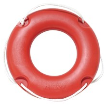 Lalizas Lifebuoy Ring No 45 with Rope
