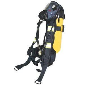 Dari LALIZAS Self Contained Breathing Apparatus (SCBA) SOLAS/MED 9L 300bar Carbon Composite 4