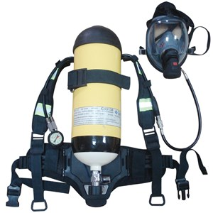 Dari LALIZAS Self Contained Breathing Apparatus (SCBA) SOLAS/MED 9L 300bar Carbon Composite 3