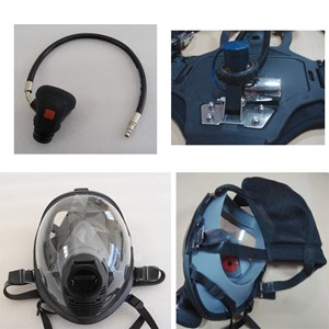 Dari LALIZAS Self Contained Breathing Apparatus (SCBA) SOLAS/MED 9L 300bar Carbon Composite 0