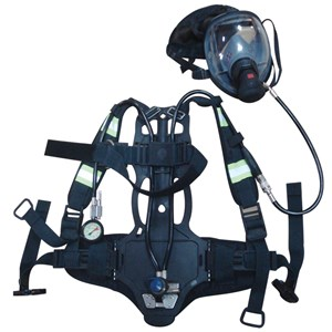 Dari LALIZAS Self Contained Breathing Apparatus (SCBA) SOLAS/MED 9L 300bar Carbon Composite 2