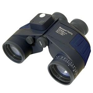 Dari LALIZAS Binoculars Waterproof w/ compass Sea Nav 7X 50mm 0