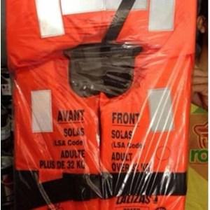 Dari LALIZAS SOLAS Lifejacket (L.S.A Code) w/o Light 150N >32Kg 1