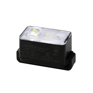 Dari LALIZAS Lifejacket LED Flashing Light SAFELITE IV ON-OFF Water Activated L.S.A. Code 1