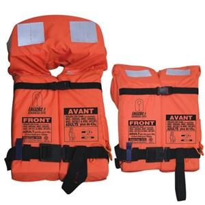 Dari LALIZAS Advance Folding Lifejacket SOLAS (L.S.A Code) 2010 0