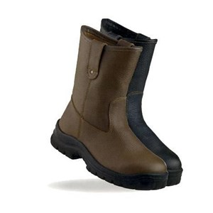 Sepatu Safety PullOn Riggers Boot
