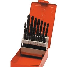 21pcs HSS GroundFluteJobberDrill