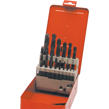 Sherwood.SET OF 15 HSS DRILLS 1/16-1/2