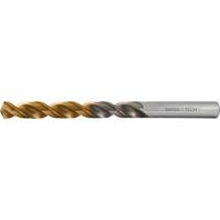 SwissTech.7.00mm HSS-COBALT H/HELIX DRILL TiN TIPPED