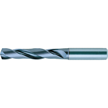 SwissTech.7.00mm Q-COAT CARBIDE DRILL 3xD