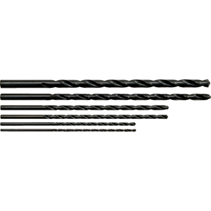 Sherwood.SET OF 6 HSS EXTRA LENGTH DRILLS 3-10.00mm