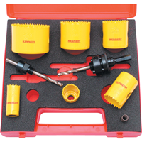 Jual Kennedy.PROFESSIONAL HOLESAW KIT IN PLASTIC CASE 2