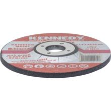 Kennedy.125x6x22.23mm A30TBF DPC GRINDING DISC