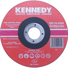 Kennedy.125x1x22.23mm AS60 INOX BF CUT-OFF DISC