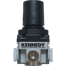 Kennedy.AIR REGULATOR UNIT G1/4 0 5-10BAR